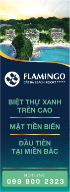 Flamingo CatBa Beach Resort